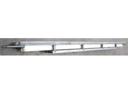 Форма для бетонного столба, балки  стеклопластиковая. Размеры 100х100х1300 мм и 80х80х1300 мм