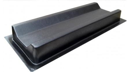 Форма для изготовления водостока. Размеры: 470х160х50 мм
