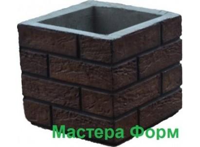 Форма столба наборного К10 Размеры: 310х310х275 мм