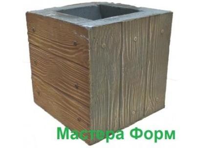 Форма столба наборного К12 Размеры: 305х305х305 мм