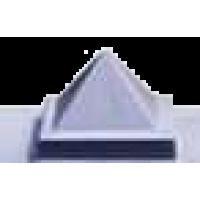 """Форма шапки """"Пирамида"""" №4. Размер 160х160 мм"""
