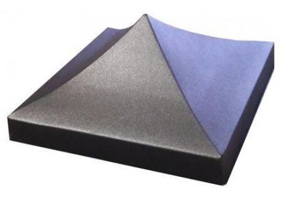 Форма шапки Четырехскатная №6. Размеры 340х340 мм