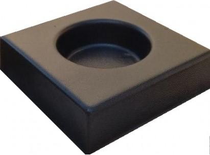 Форма для изготовления стакана под балясину №6